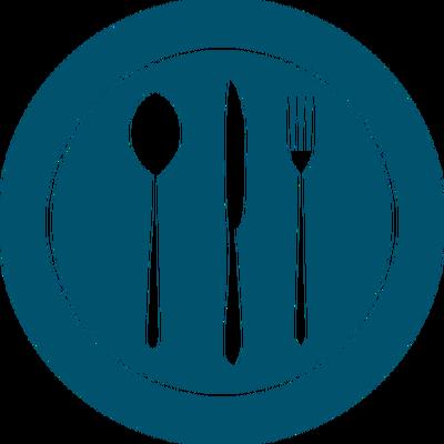 Locais para refeição